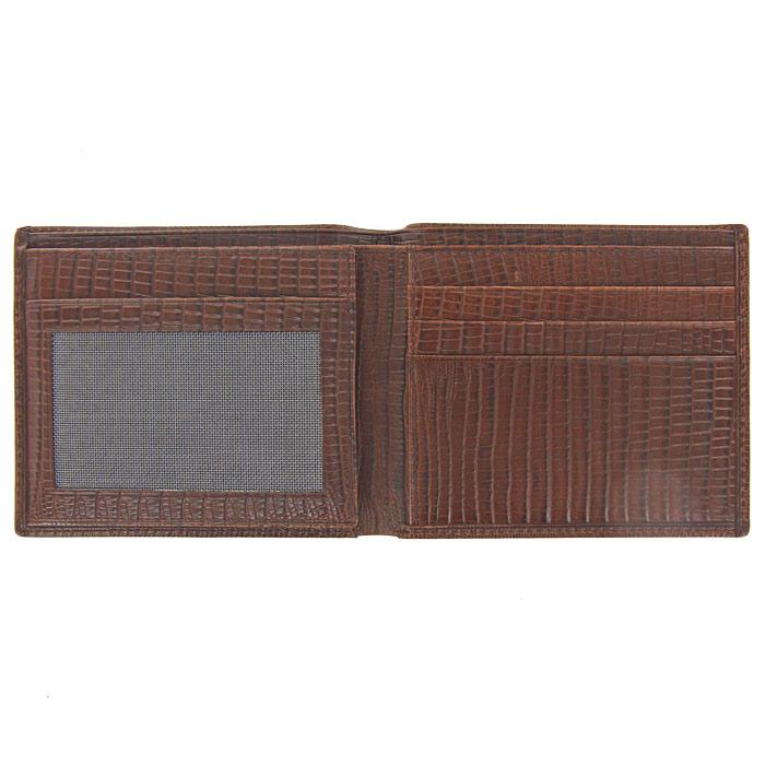 """Портмоне мужское """"Petek"""", цвет: коричневый. 179.041.02 ( 2232 )"""