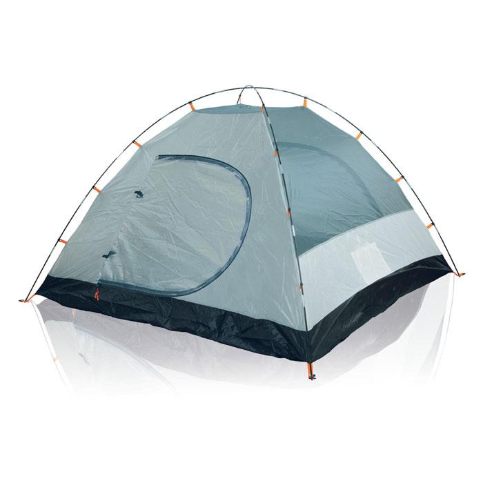 Палатка Husky Baron 4 Light Green, цвет: светло-зеленый ( УТ-000046661 )