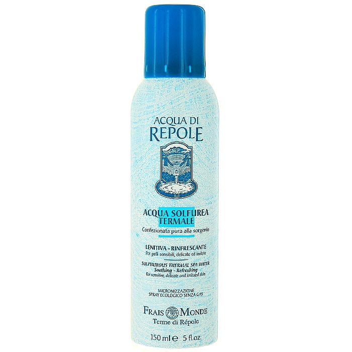 Сернистая термальная вода-спрей Frais Monde Acqua Di Repole, для всех типов кожи, 150 мл