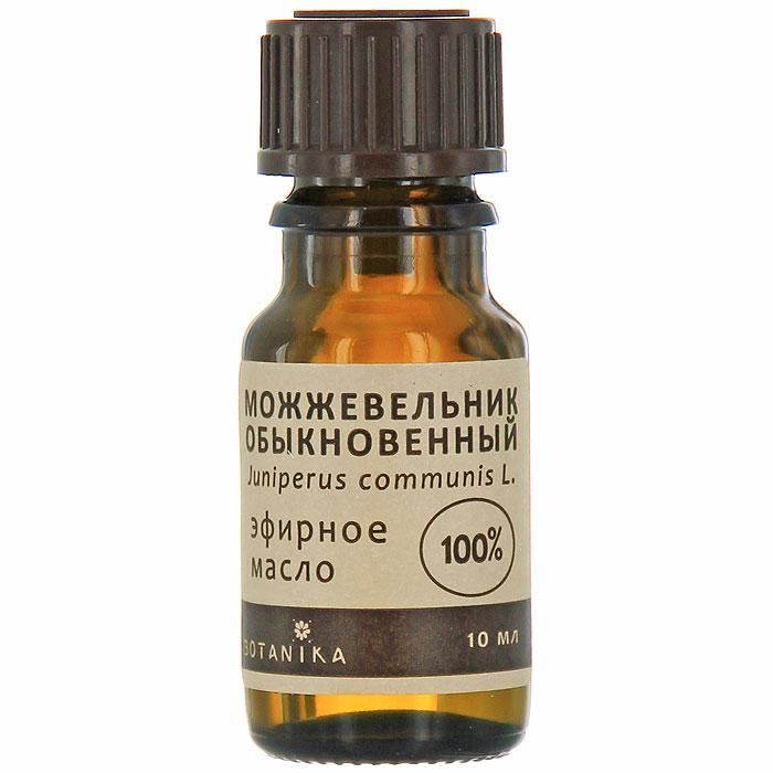 Эфирное масло Botanika Можжевельник хвойный, 10 мл