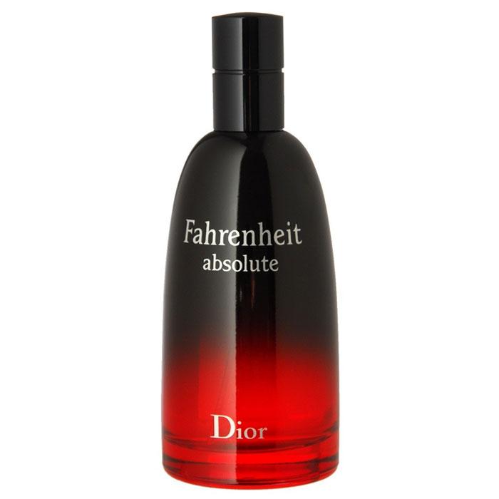 Christian Dior Fahrenheit Absolute. Туалетная вода, 50 мл