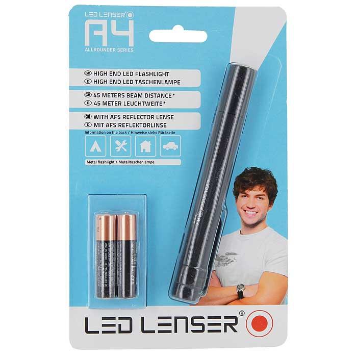 """Фонарь светодиодный """"LED Lenser A4"""""""