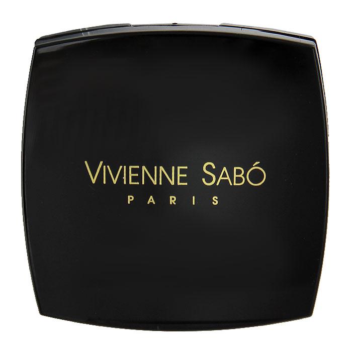 Vivienne Sabo Матирующая компактная пудра Hydratante Joli Moyen, тон №03, 11 г