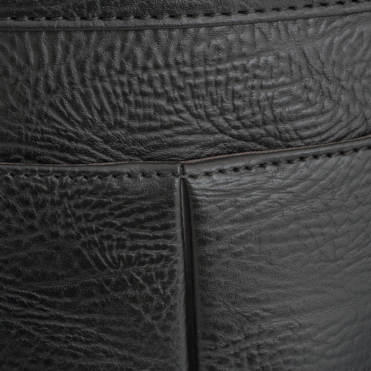 """Сумка мужская """"Malgrado"""", цвет: черный. BR09-201C1782 black ( BR09-201C1782 black )"""