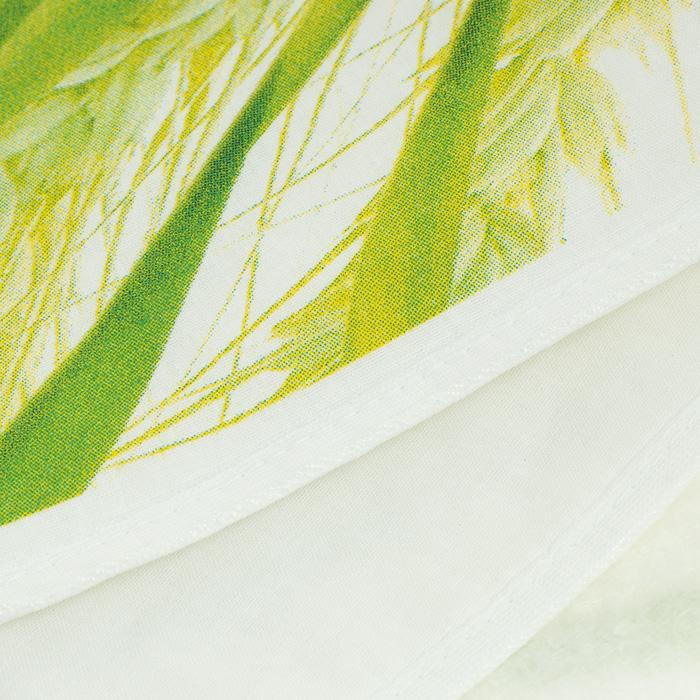 """Чехол для гладильной доски """"Цветы"""", 120 х 43 см"""