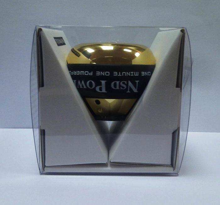 Powerball 350Hz Metal Hi-Speed. Кистевой тренажер, со счетчиком ( 350hz metal )