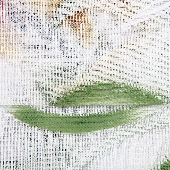 """Гардина """"Syrenka"""", цвет: белый, высота 150 см ( 662036 )"""