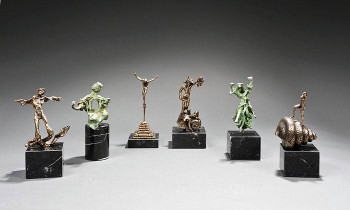 Скульптура статуэтка