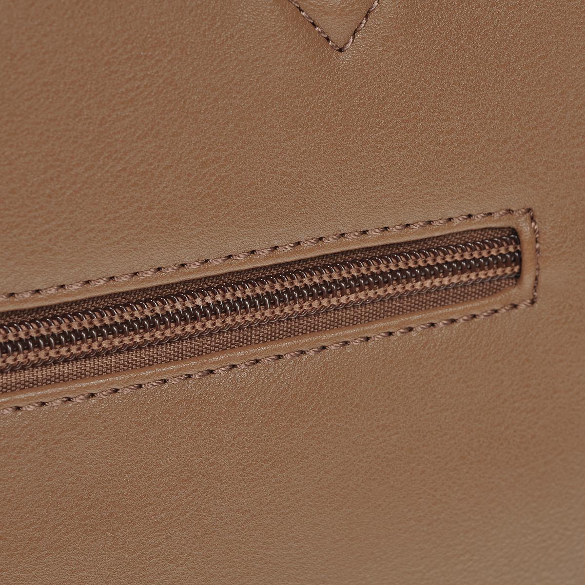 """Сумка женская """"Baggini"""", цвет: песочный. 29043-33 ( 29043-33 )"""