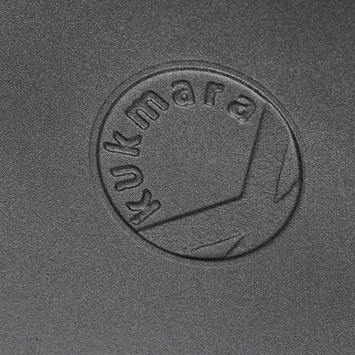 """Гусятница """"Kukmara"""" с антипригарным покрытием, с металлической крышкой, 5,5 л"""