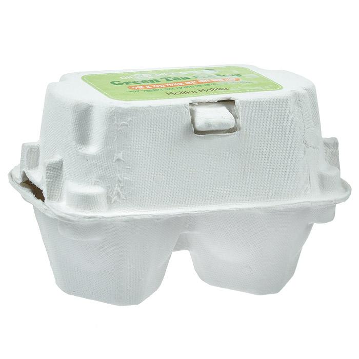 Holika Holika Мыло-маска для лица, для сужения и очистки пор, с зеленым чаем, 50 г, 2 шт