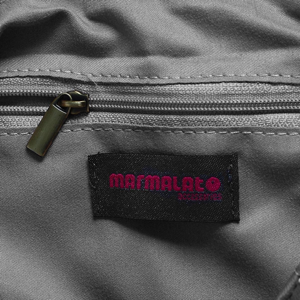 """Сумка женская """"Marmalato"""", цвет: серый. 328-195_42182 ( 328-195_42182 )"""