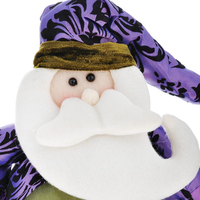 """Новогоднее украшение """"Санта"""", высота 41 см. 26519"""