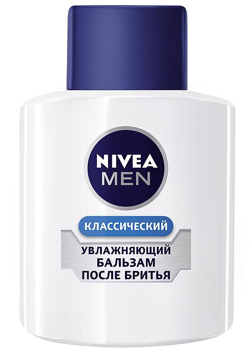 NIVEA Классический бальзам после бритья Увлажняющий 100 мл (Nivea)