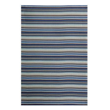 Набор виниловых салфеток для кухни LOKS, цвет: голубой, 12 шт. P400-103