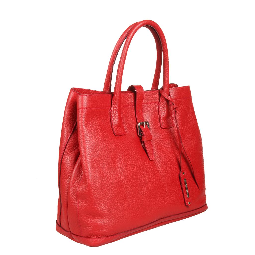 """Сумка женская """"Gianni Conti"""", цвет: красный. 514571E Red ( 514571E Red )"""