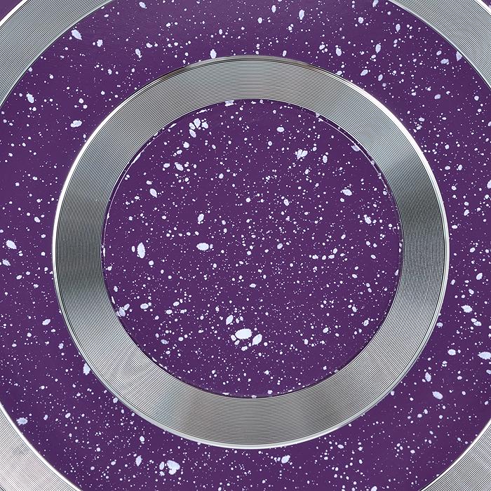 """Сковорода """"Mayer & Boch"""", с керамическим покрытием, цвет: фиолетовый. Диаметр 26 см. 22284"""