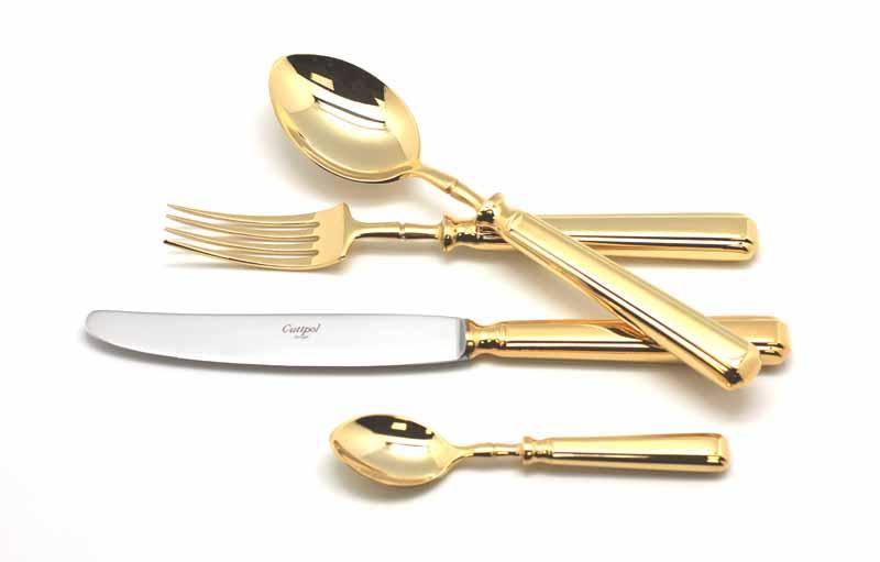 Набор столовых приборов Piccadilly Gold набор 24 предмета 9141