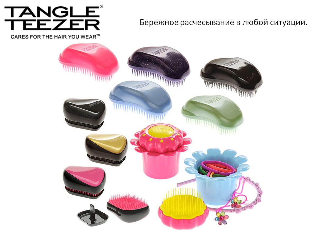 Tangle Teezer Расческа для волос The Original. Panther Black