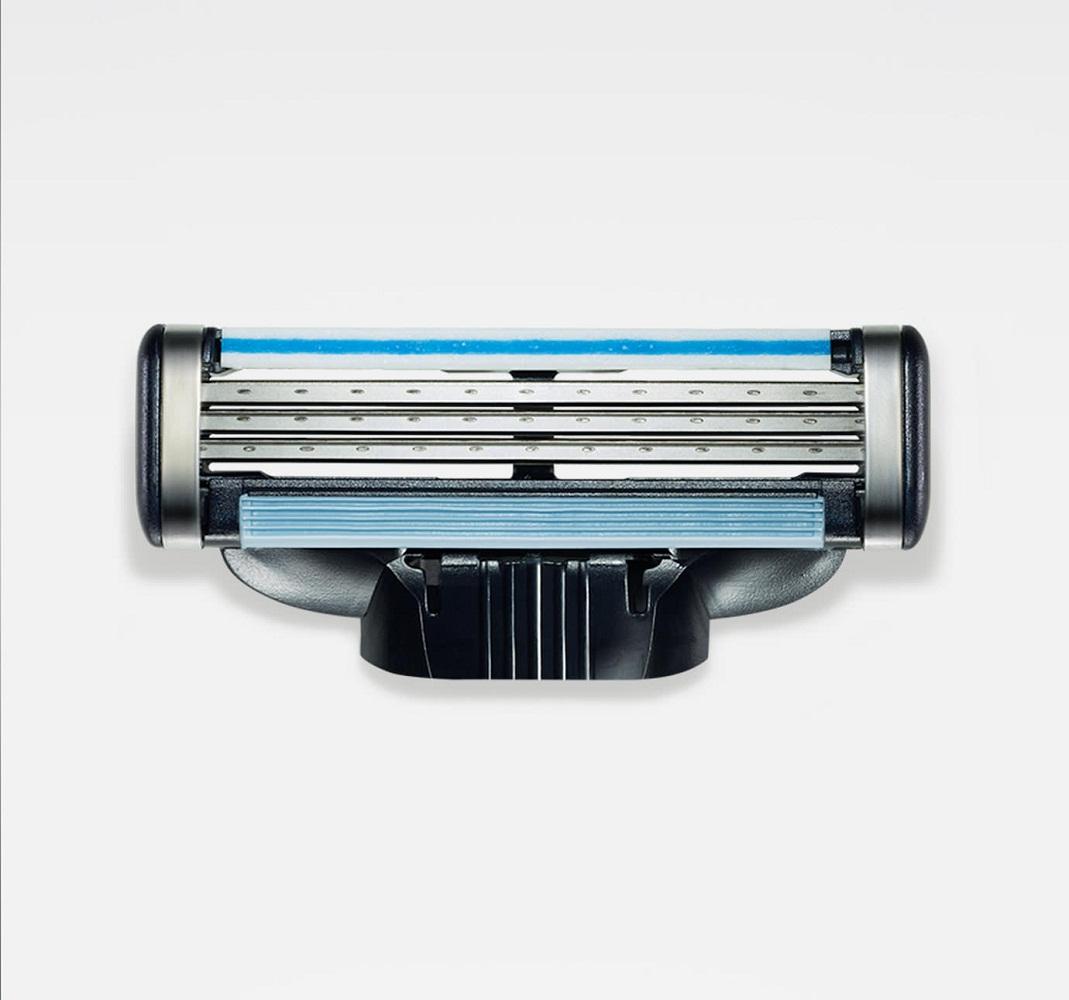 ������� ������� ��� ������ Gillette Mach 3, 4 ��.