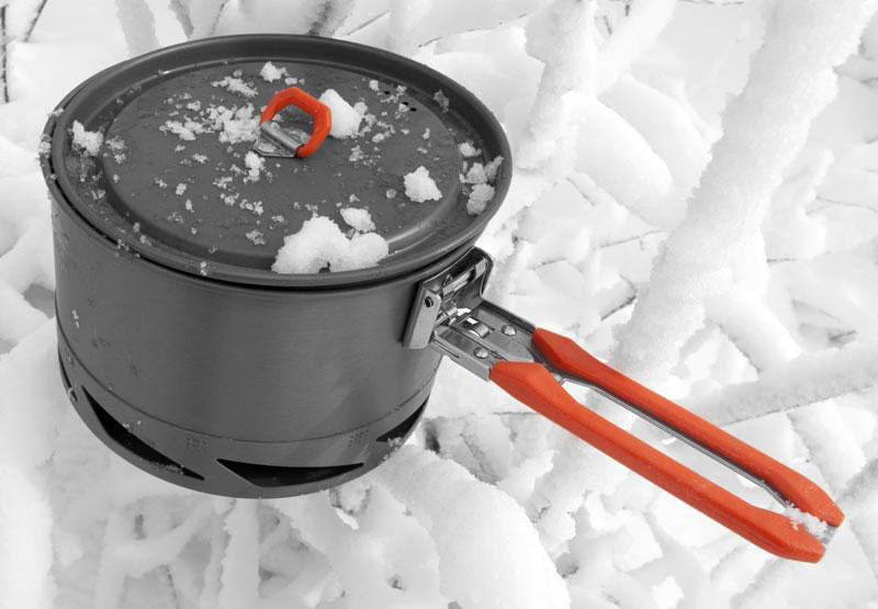 """Котелок Fire-Maple """"Feast K2"""", с теплообменной системой, 1,5 л. FMC-K2"""