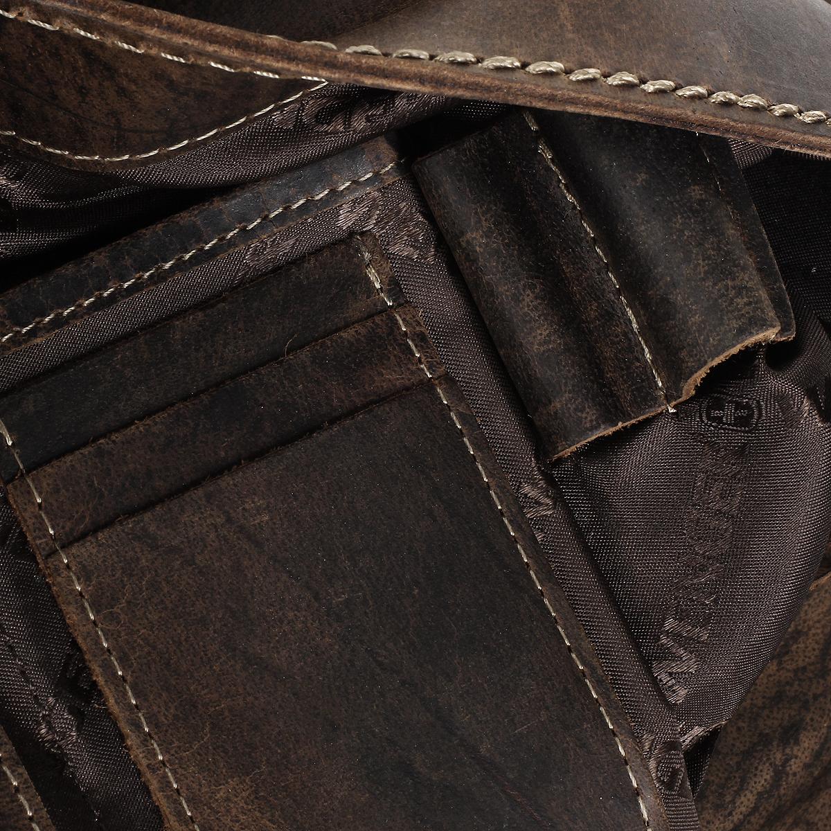 """Портфель мужской Wenger """"Arizona"""", цвет: светло-коричневый. W23-09Br ( W23-09Br )"""