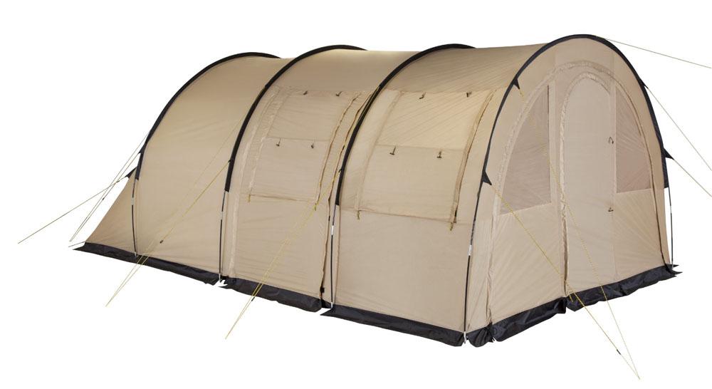 """Палатка пятиместная TREK PLANET """"Vario 5"""", цвет: песочный ( 70248 )"""
