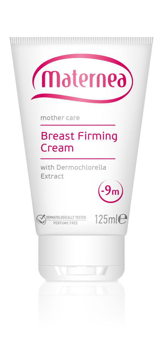 Maternea Крем для бюста Breast Firming Cream, подтягивающий, 125 мл