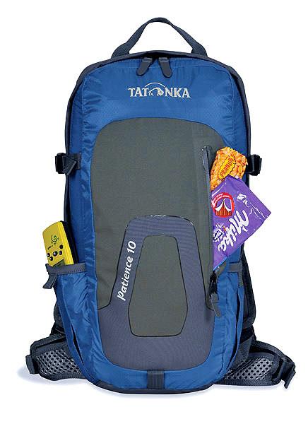 "Спортивный рюкзак Tatonka ""Patience 10"", голубой, 10 л. 1723.194 ( 1723.194 )"