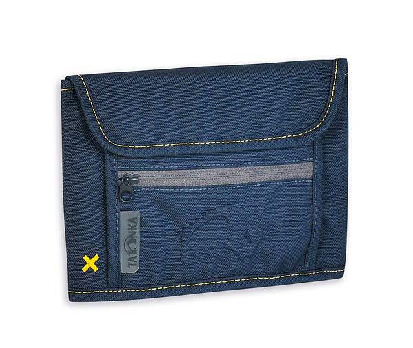 Кошелек Tatonka Travel Wallet, цвет: синий. 2915.004