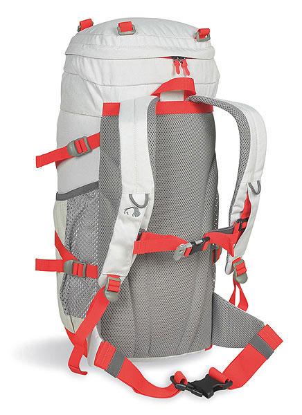 """Детский спортивный рюкзак Tatonka """"Baloo"""", цвет: красный, белый, 22 л. 1807.015"""