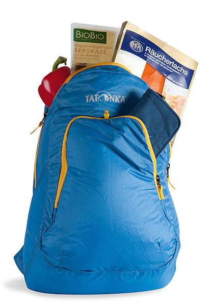 """Городской рюкзак Tatonka """"Squeezy"""", цвет: голубой, 18 л. 2217.194 ( 2217.194 )"""