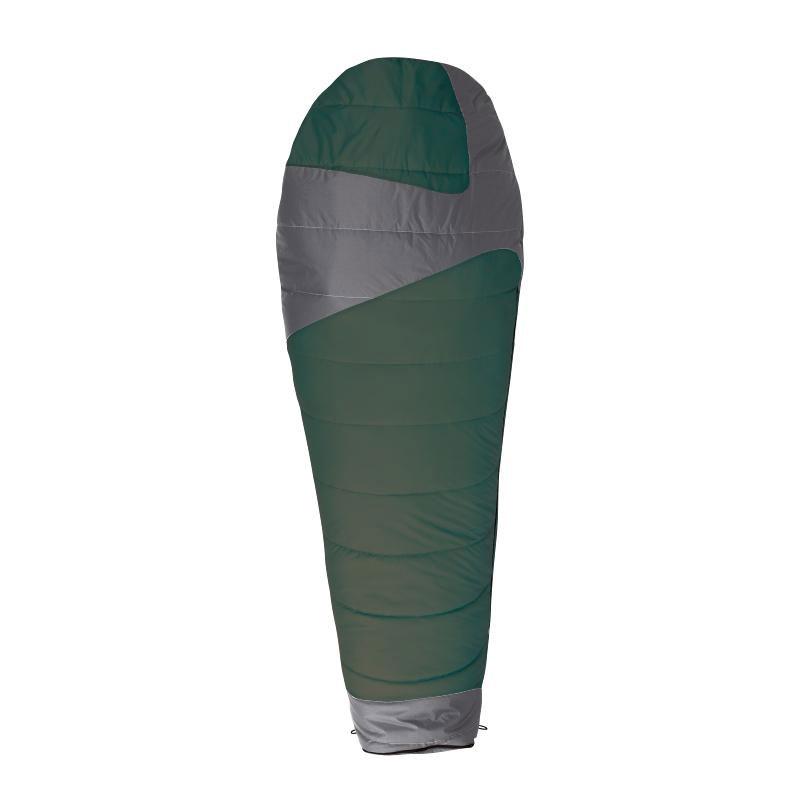 """Спальный мешок Husky """"Magnum"""", правосторонняя молния, цвет: зеленый"""