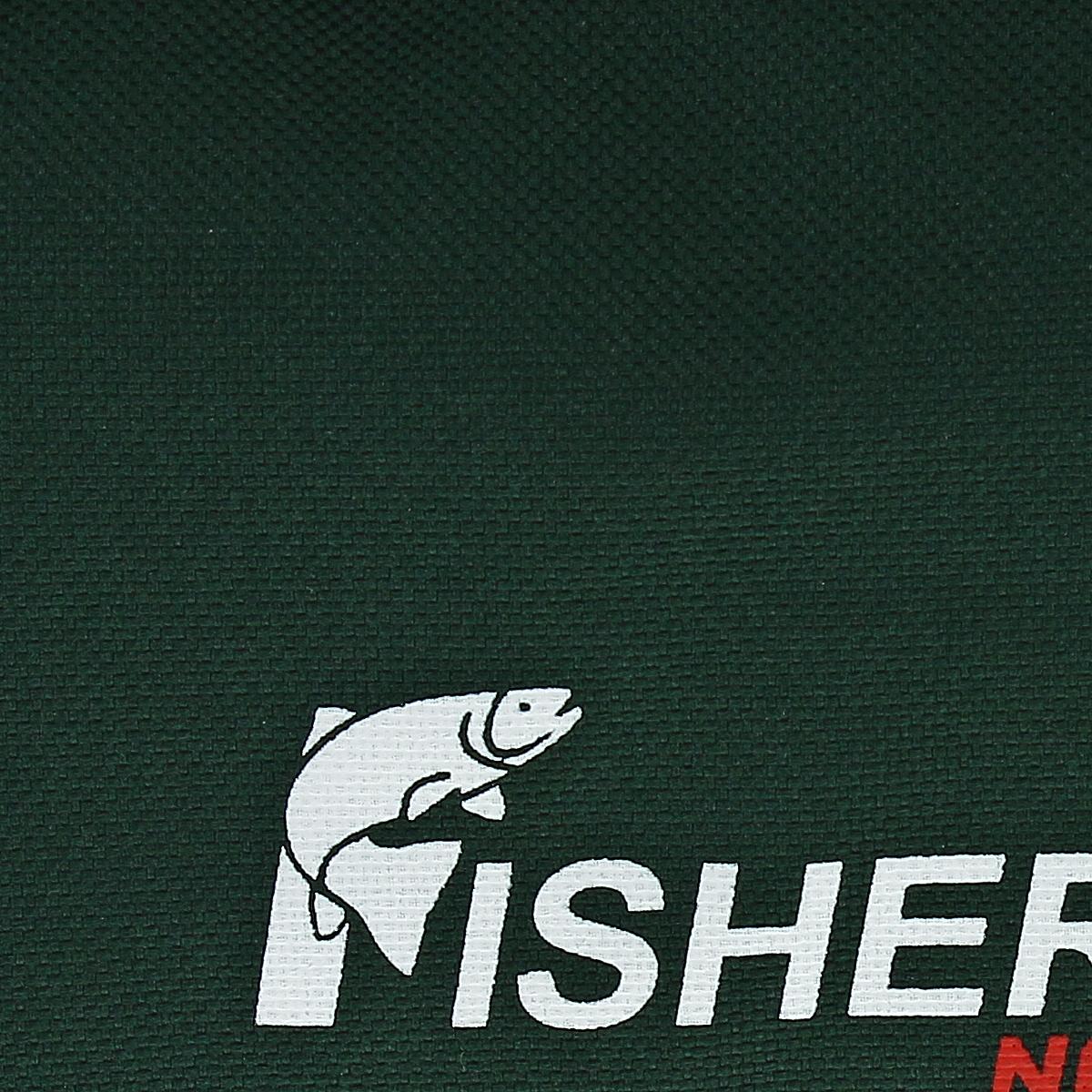 """Сумка для рыбалки Fishernan Nova Tour """"Кейс"""", цвет: зеленый"""