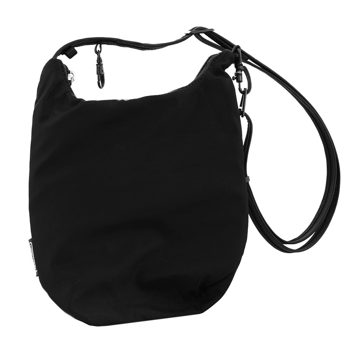 """Сумка женская PacSafe """"Slingsafe 100 GII"""", цвет: черный ( PB125BK )"""