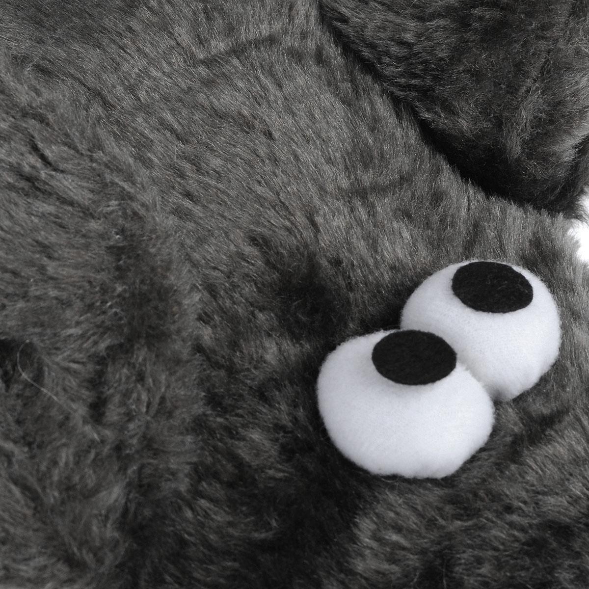 "Лежанка для кошек I.P.T.S. ""Мышь"", цвет: серый, 45 см х 59 см х 9 см"