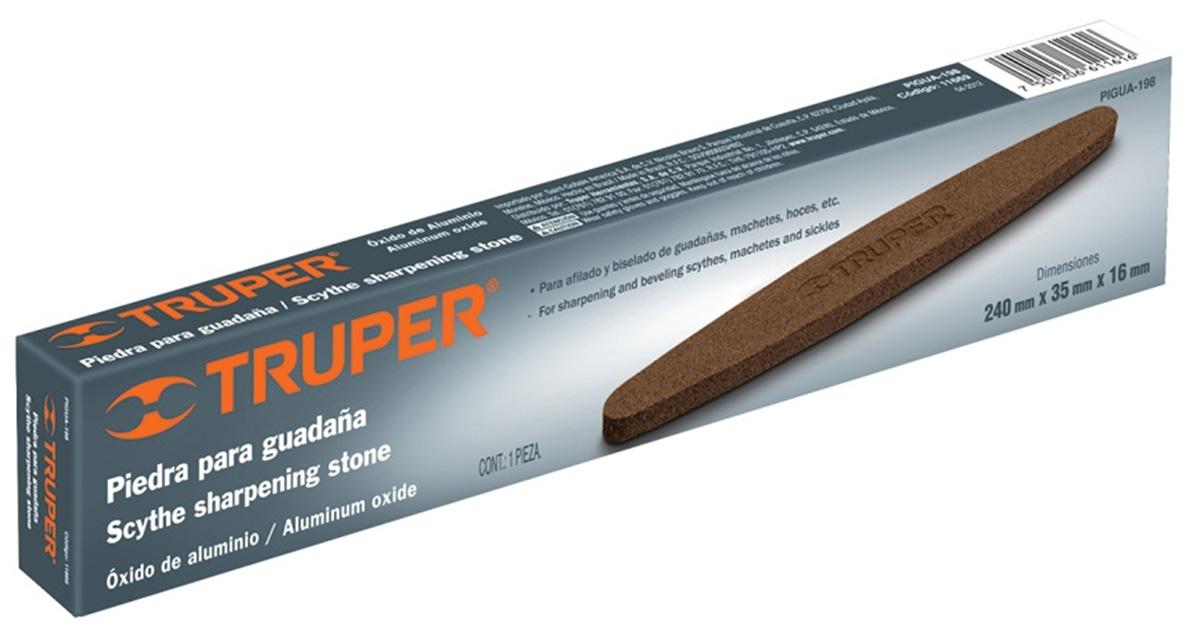 Точильный камень Truper, 235 х 35 х 16 мм
