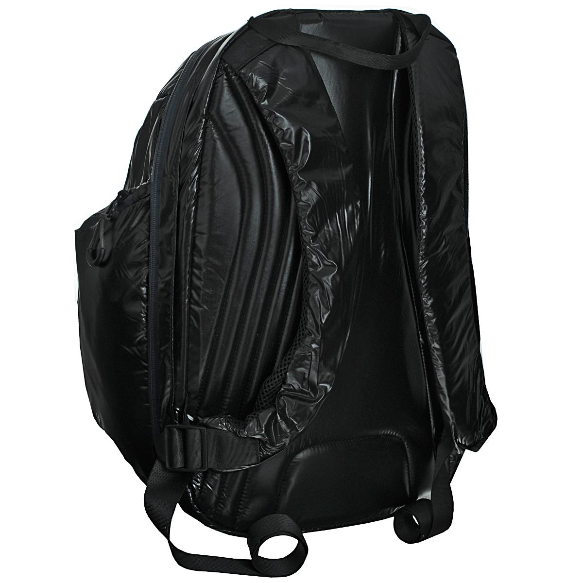 Рюкзак молодежный Grizzly, цвет: черный, серый. RU-417-1 ( RU-417-1 Рюкзак /2 черный - серый )