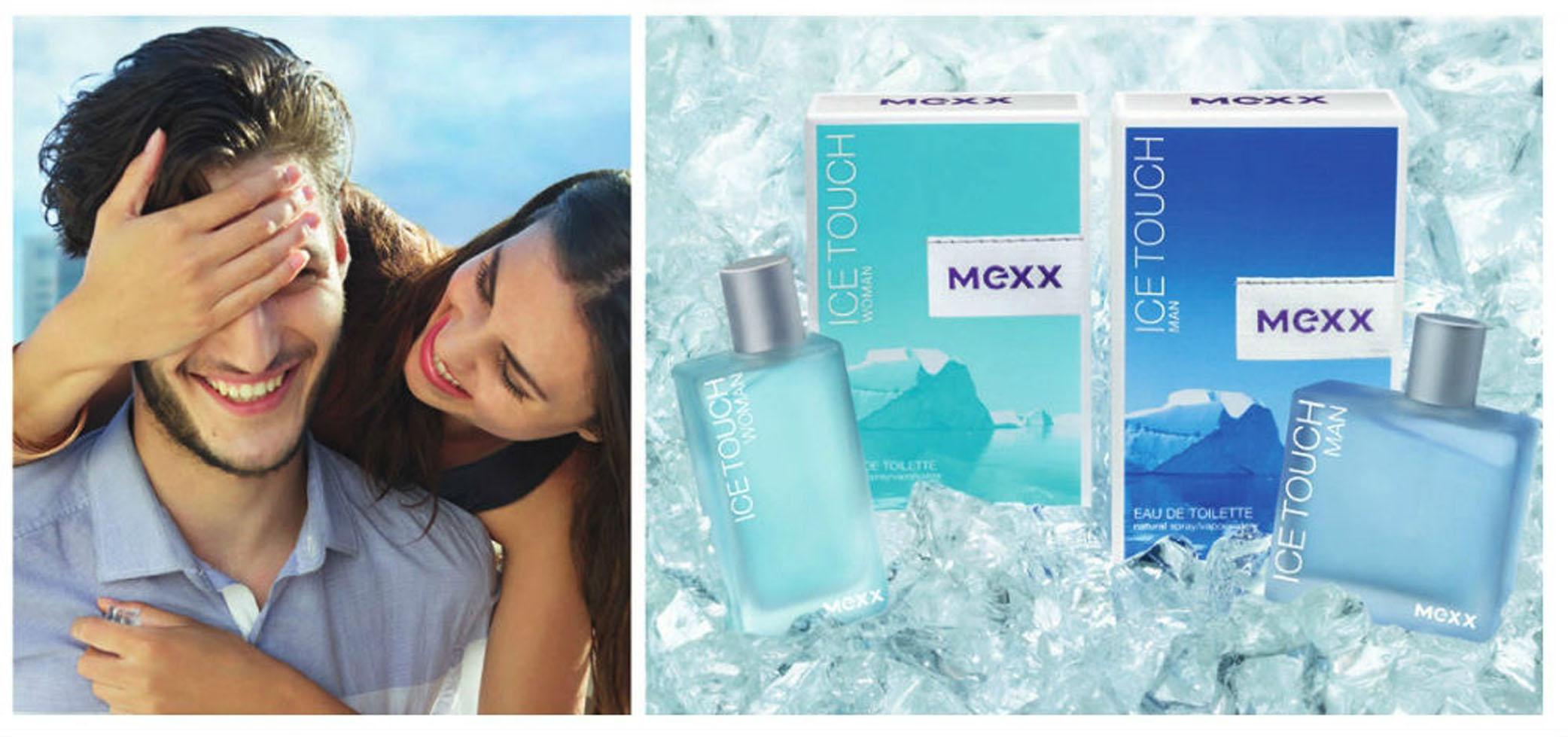 Mexx Гель для душа Ice Touch, парфюмерный, женский, 150 мл