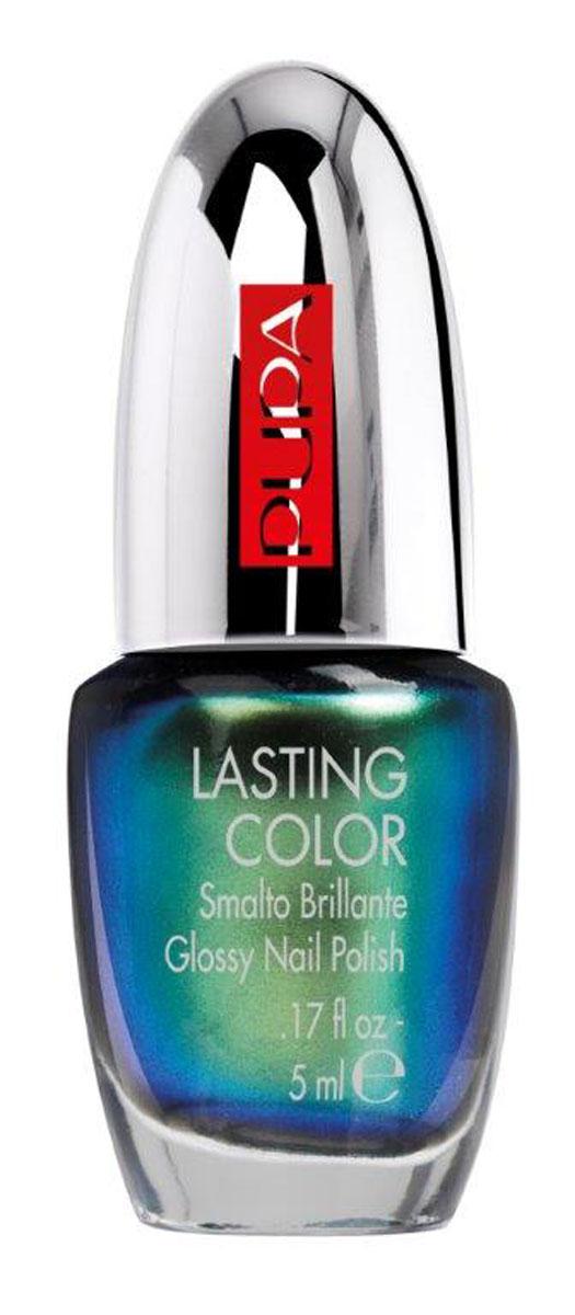 PUPA Лак для ногтей Lasting Color, тон №730 афро-радужный, 5 мл (Pupa)
