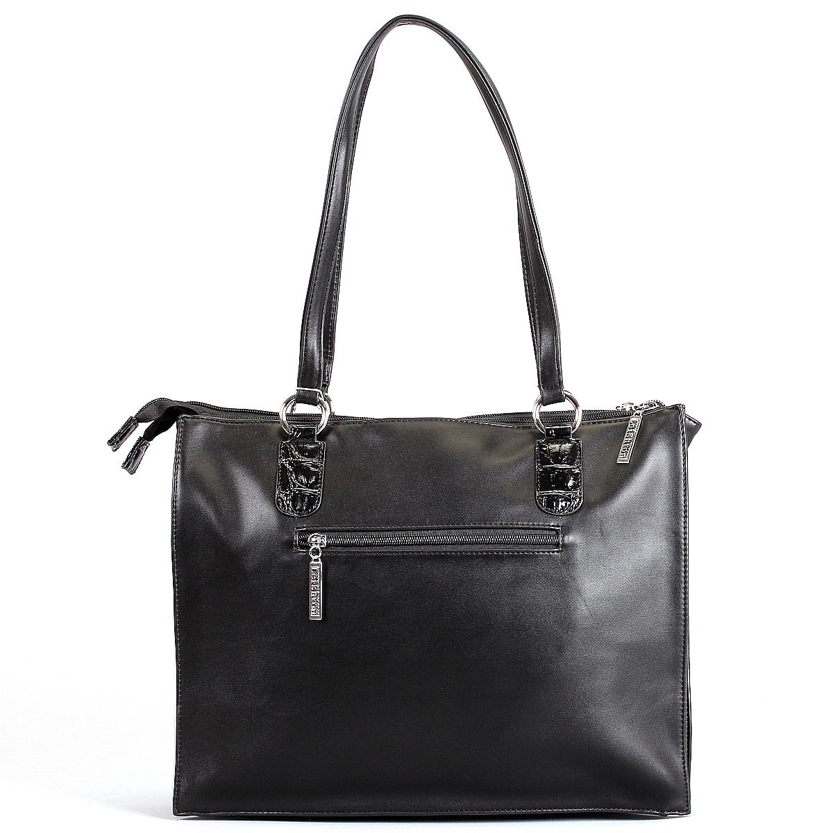 Сумка женская Leighton, цвет: черный. 570478-1092/101/3832/1 ( 570478-1092/101/3832/1 че )