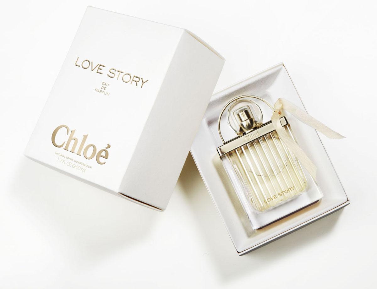 Chloe Парфюмерная вода Love Story, женская, 50 мл