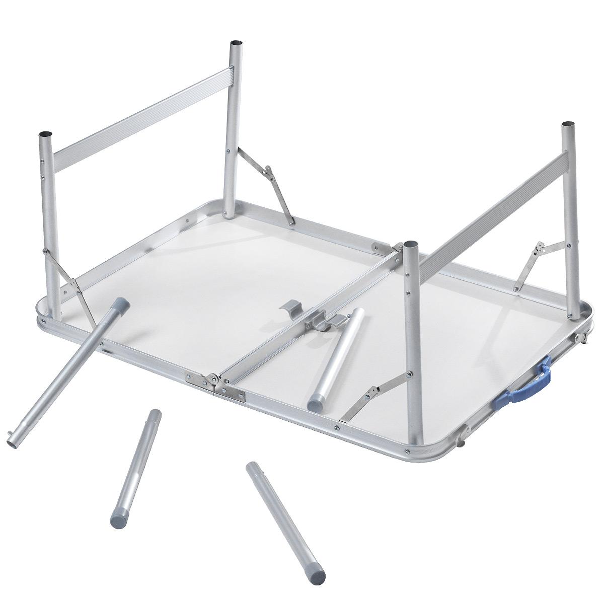 Стол складной FIT, 2 позиции по высоте, 90 х 60 х 70 см/39 см ( 78356 )