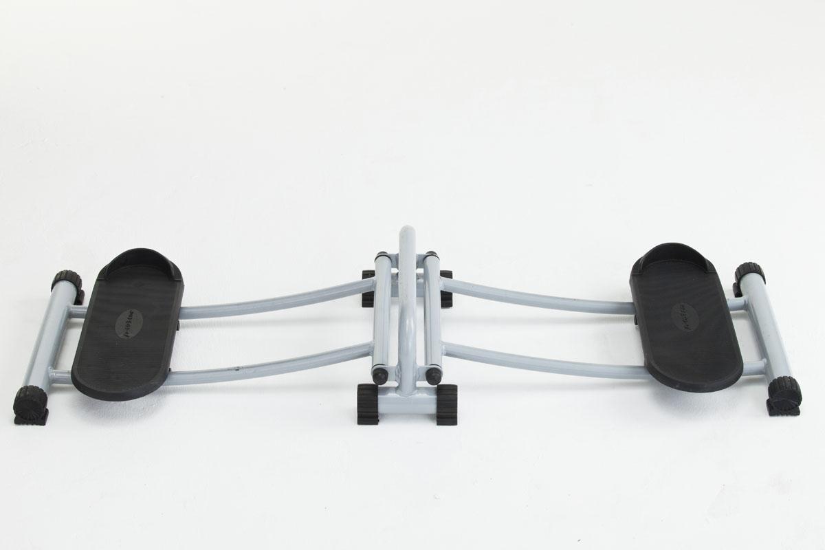 """Тренажер для мышц ног с роликовыми платформами Bradex """"Стройные ноги"""", компактный"""