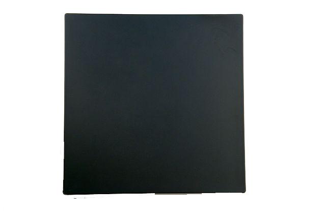 """Доска разделочная """"Zanussi"""", цвет: черный, 35 см х 35 см"""