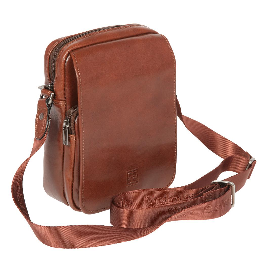 Сумка-планшет мужская Sergio Belotti, цвет: коричневый. 9400 ( 9400 milano brown )