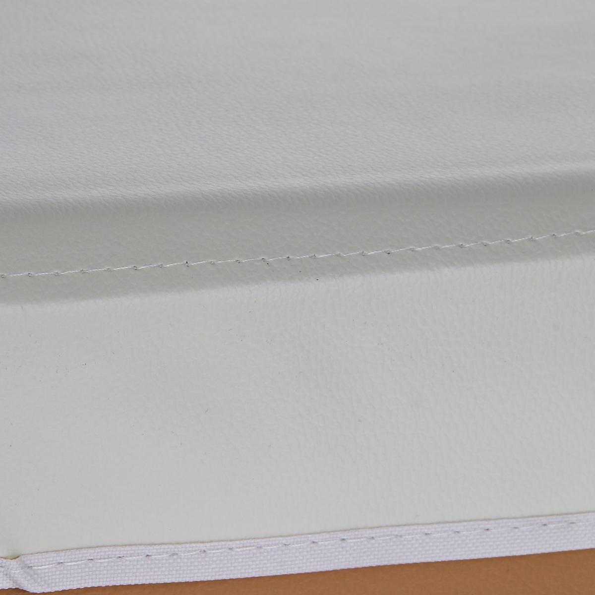 """Пуфик складной Bradex """"Короб"""", цвет: коричневый, бежевый ( TD 0020 )"""