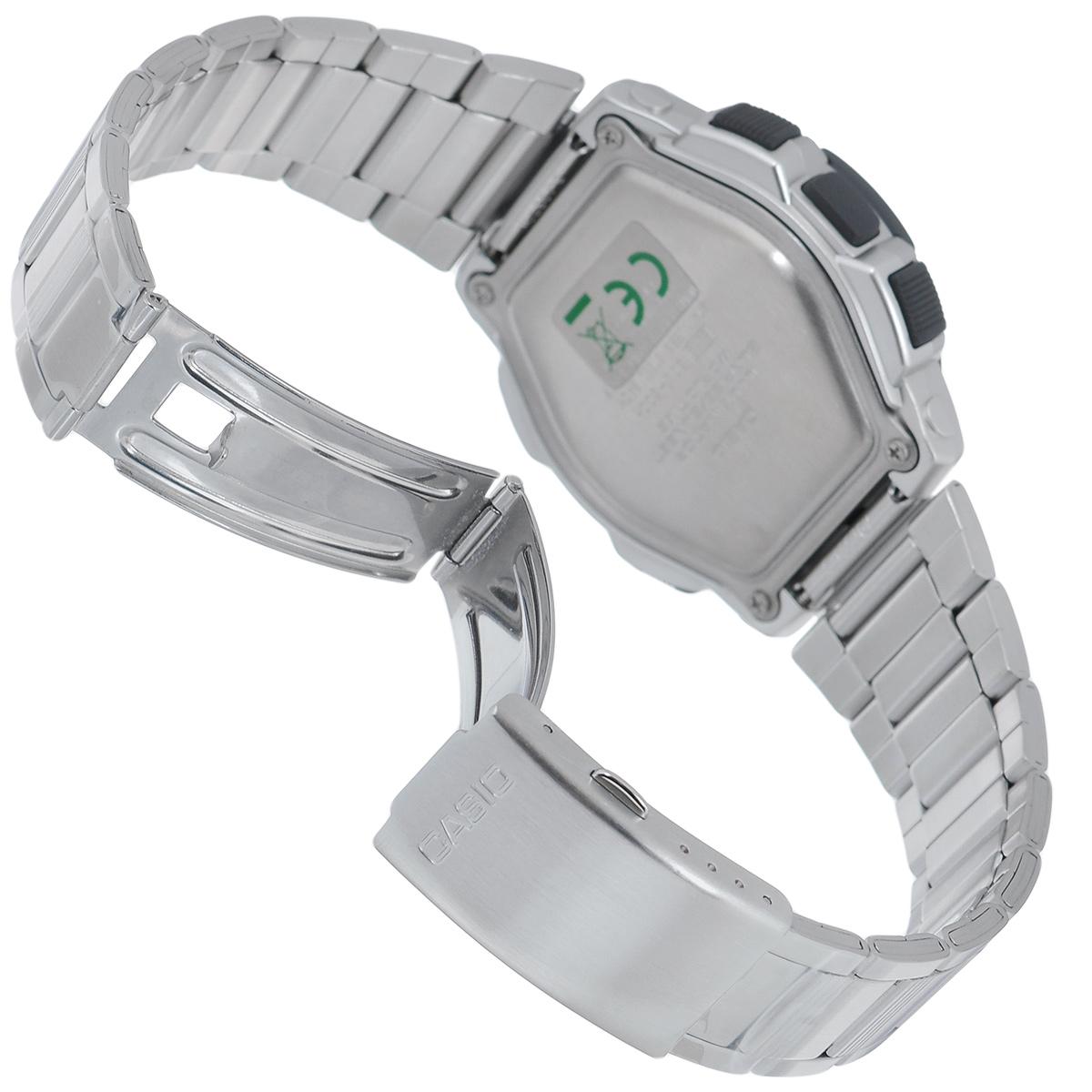 "Часы мужские наручные ""Casio"", цвет: серебристый. SGW-500HD-1B ( SGW-500HD-1B )"