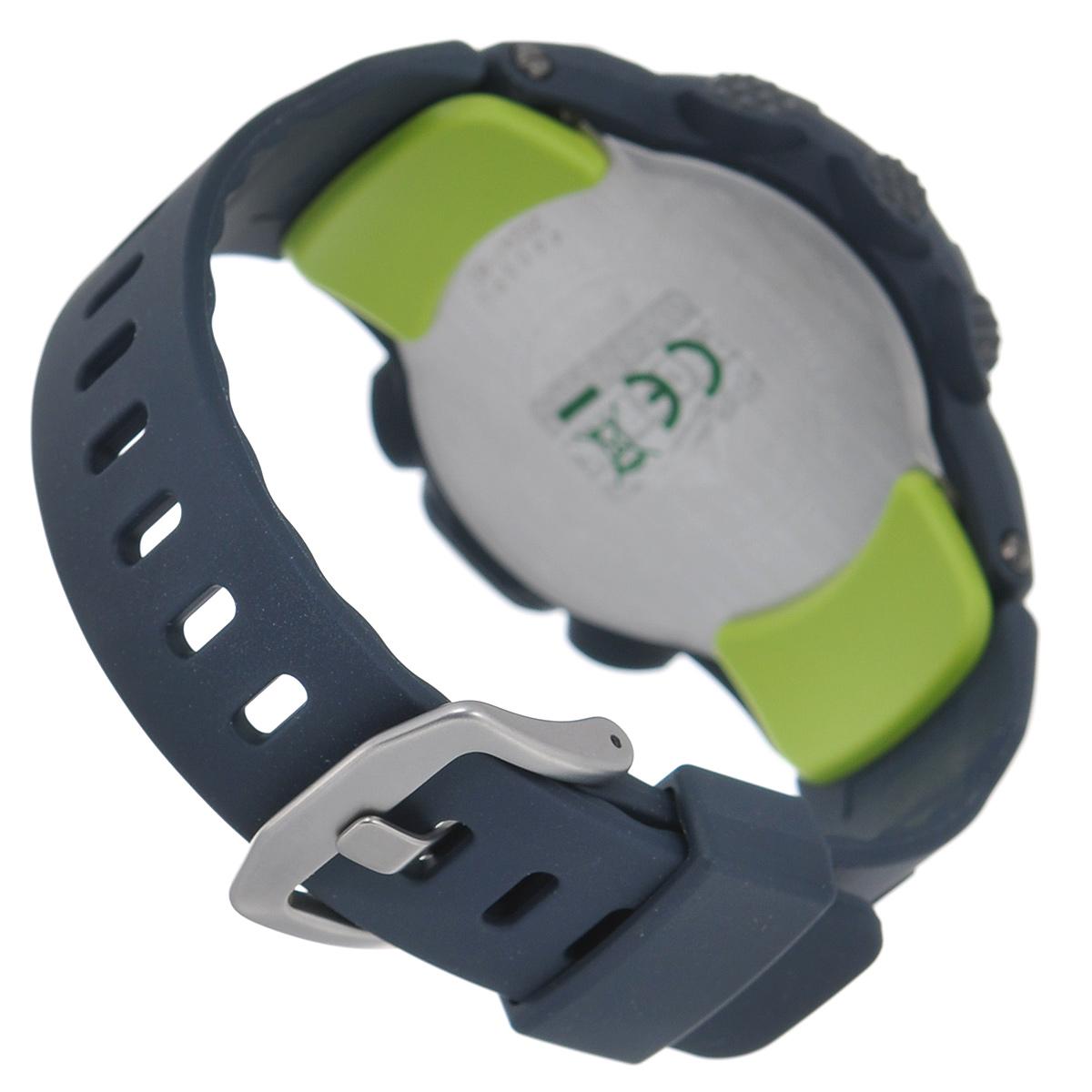 "Часы мужские наручные Casio ""Protrek"", цвет: темно-синий. PRW-3000-2E ( PRW-3000-2E )"