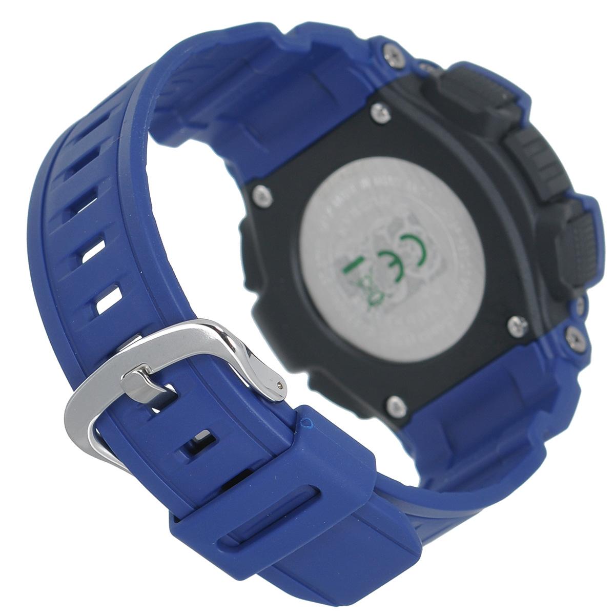 "Часы мужские наручные Casio ""G-Shock"", цвет: синий. G-9300NV-2E ( G-9300NV-2E )"